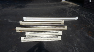 Baseboard Heaters various sizes