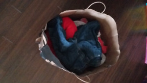 Bag of girls size 18 months clothes