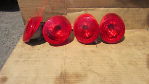 2005-2010 Chevrolet Chevy Cobalt Tail Light Rear Lamp (Coupe)