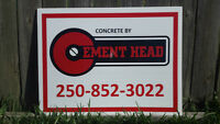 Cement Head Contracting;