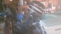 Sell or trade 65Hp Mercury Outboard Motor