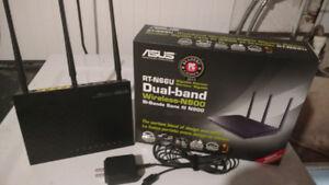 Asus RT-N66U Dark Knight router