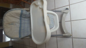 High chair $40