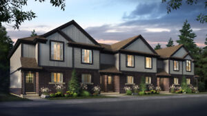 Brand New & Ready to Move-In Town-homes