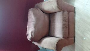 Fabric chair for sale