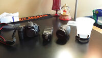 Canon 60D SLR Camera Package