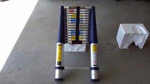 Metaltech Telescopic extension ladder