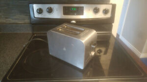 Two slot toaster