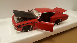 1969 Chevy Chevelle SS mint diecast car
