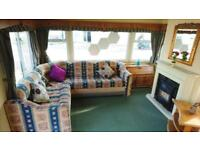 Static Caravan Nr Clacton-on-Sea Essex 2 Bedrooms 6 Berth Cosalt Madeira Super