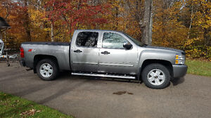 2009 Chevrolet Silverado 1500 LT Z71 w/new engine