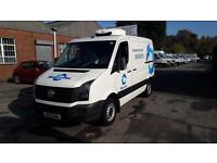 Volkswagen Crafter 2.0TDI 109PS CR35 SWB Fridge Van with Overnight Standby