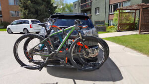 Stolen Specialized mountain bike