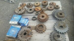 Cogs and chain