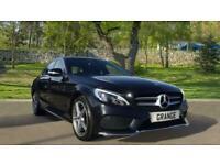Mercedes-Benz C-CLASS C250 BlueTEC AMG Line Auto Saloon Diesel Automatic