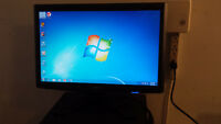 "Used 19"" Acer LCD Wide Screen Computer Monitor for Sale"