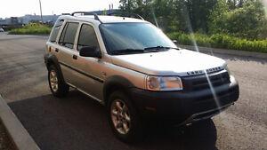 2003 Land Rover Freelander--1300$