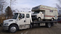 Cheap Flatbed Tow Truck Services- 647-795-3066