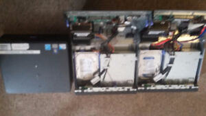 Lenovo Thinkcentres for parts or desktop
