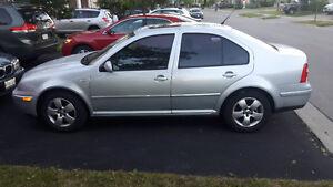 2005 Volkswagen Jetta GLS Sedan
