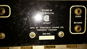 Guitar amp for sale! London Ontario image 3