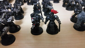 warhammer 40k space marines lot wants cadians or blood angels