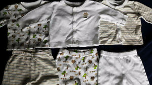 Emma & Jack baby clothing set