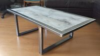support - table - metale