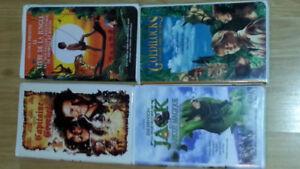 Film disney VHS pour enfant