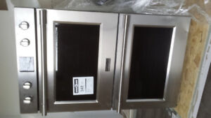 New stainless double wall oven for sale