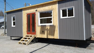 Innovative Tiny House Shell for sale