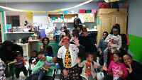Kids Birthday Party Magician clown