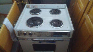 FREE GE stove top/oven