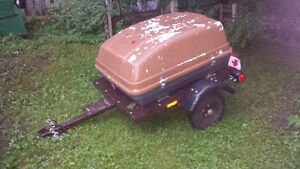 Motorcycle or small car trailer for sale