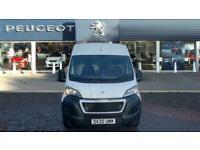 2020 Peugeot Boxer 335 L2 Diesel 2.2 BlueHDi H2 Professional Van 140ps High Volu