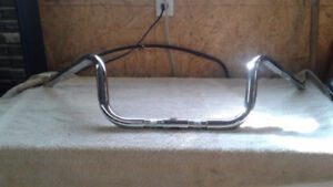 "Chubby 1 1/4"" W0514 Handlebars for Harley or other bikes"