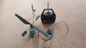 EF Sabre helicopter