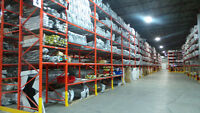 Now Hiring Full-Time Permanent Warehouse worker job