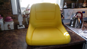 NEW seats for John Deere lawn mowers! SEAT SALE NOW ON!!
