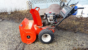 """Ariens ST 1032 with brand new 26"""" augers system"""