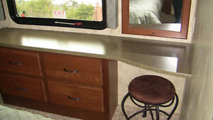 2012 Avalanche Luxury 345TG Fifth Wheel
