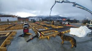 Great Carpenters Required for a jobsite in Squamish
