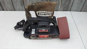 Craftsman Belt Sander $50.
