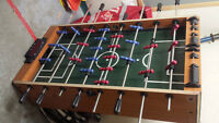 Foosball Table Top - FREE w/ pick up