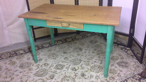 Small Rustic Farmhouse Table