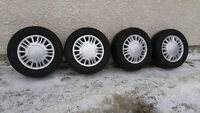 Cooper CS3 Tires with Rims (2nd Set)