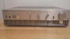 Ampli Technics SU-V909 de 870 watts