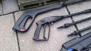 Lot of Pressure Washer Hose Nozzles Handle Gun Sprayer $100 West Island Greater Montréal image 4