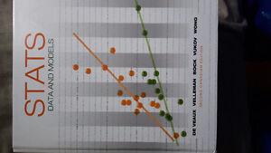 Stats: Data and Models Second edition By De Veaux et al.