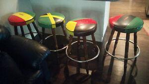 Bar Stool Set
